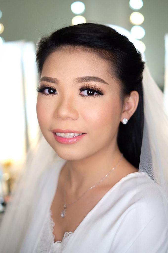 Wedding Look by Stefanimakeupartist - 005