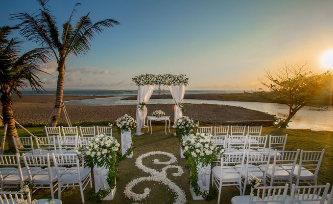 Beach Blessing Ceremony by Honey Wedding & Event Bali - 007