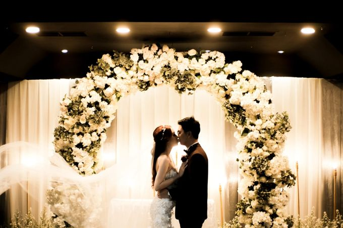 Samuel And Ester Wedding by DESPRO Organizer - 019