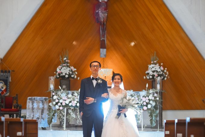 Wedding Of Ferdy And Gracia by Stephanie Amanda Couture - 007
