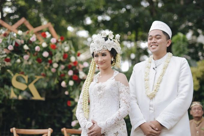 Siska & Kautsar The Wedding by PRIDE Organizer - 001