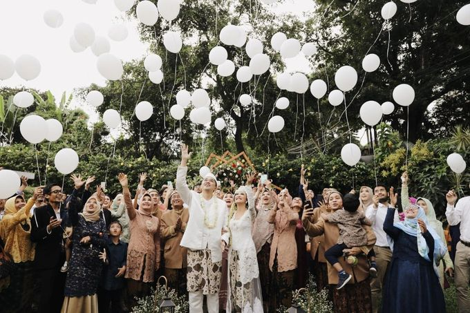 Siska & Kautsar The Wedding by PRIDE Organizer - 002