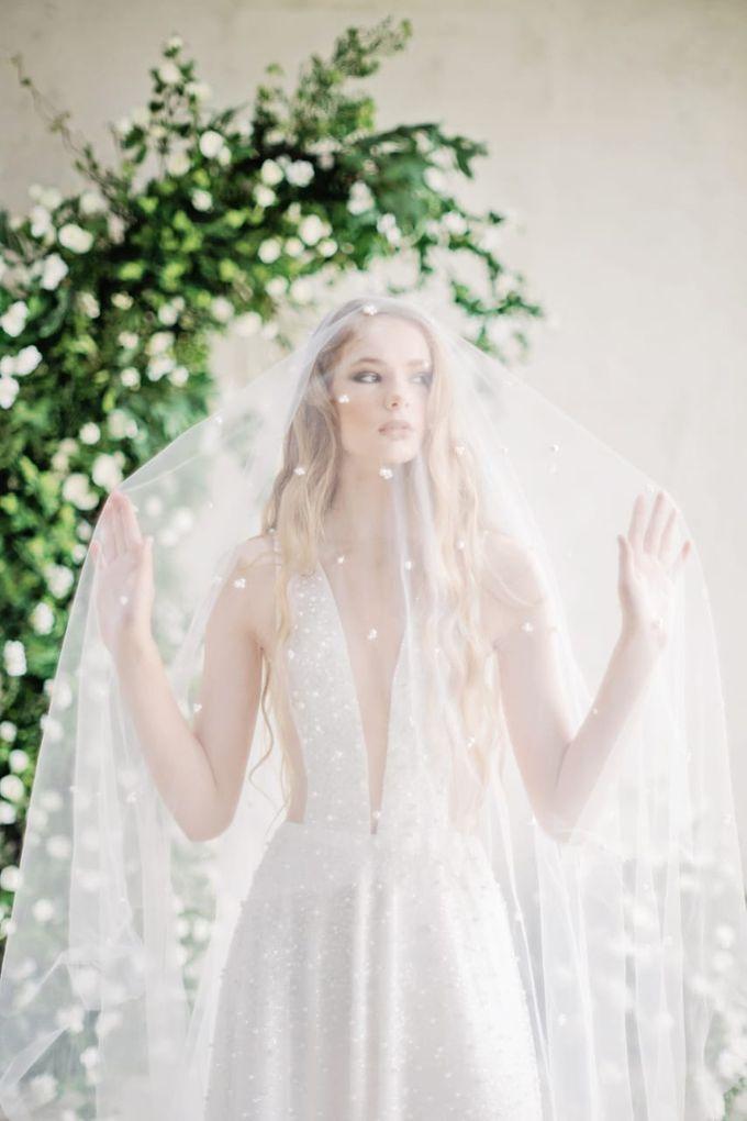 wedding dress by LECIEL DESIGN - 003
