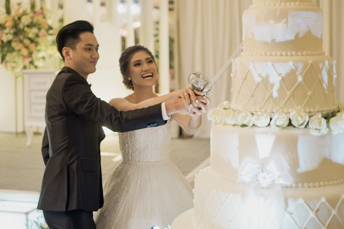 Fifi's Wedding Day by You And Me Organizer - 007