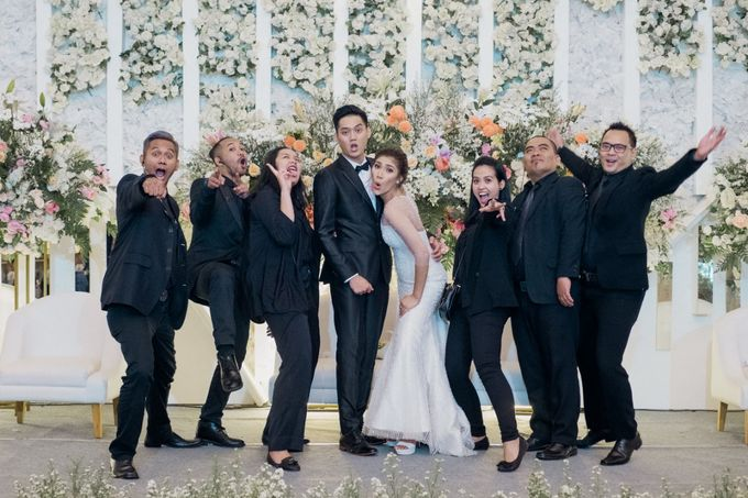 Fifi's Wedding Day by You And Me Organizer - 001