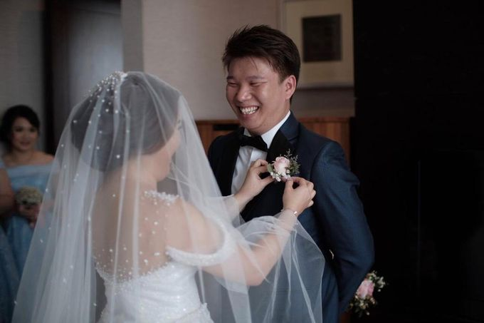 Ricky & Jessica The Wedding by PRIDE Organizer - 008