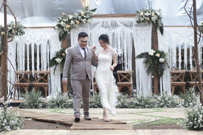 Wedding Budi & Jojo 23 Februari 2019 by Priceless Wedding Planner & Organizer - 021
