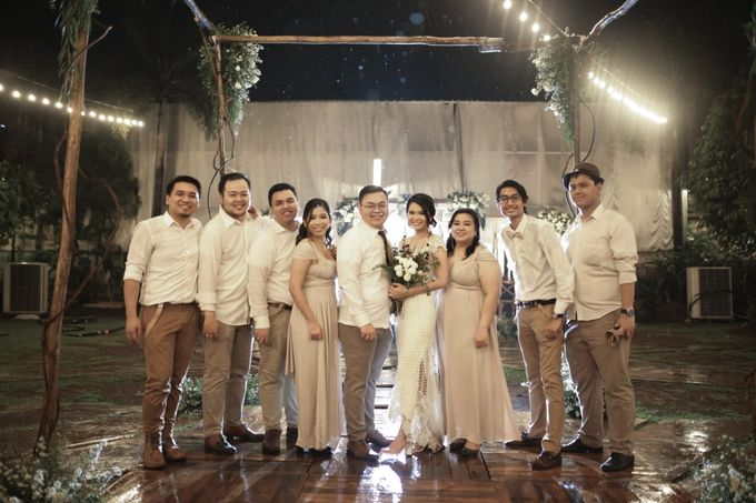 Wedding Budi & Jojo 23 Februari 2019 by Priceless Wedding Planner & Organizer - 013