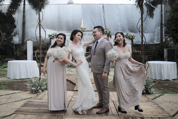 Wedding Budi & Jojo 23 Februari 2019 by Priceless Wedding Planner & Organizer - 019