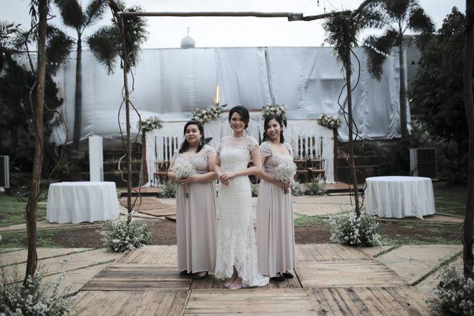 Wedding Budi & Jojo 23 Februari 2019 by Priceless Wedding Planner & Organizer - 022