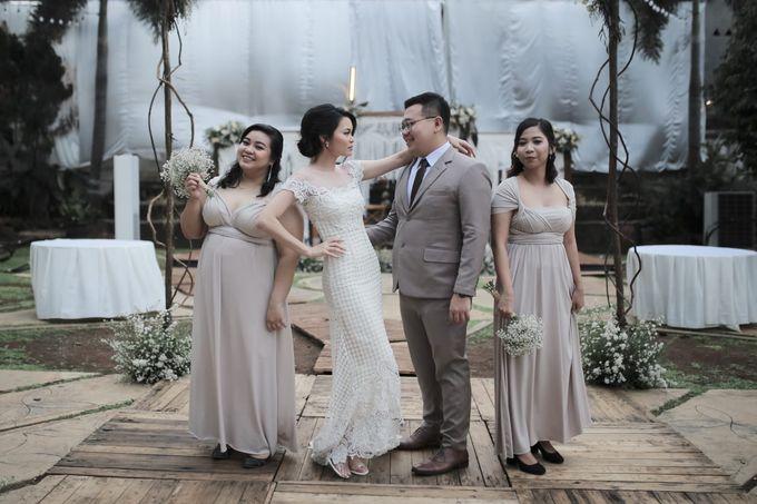 Wedding Budi & Jojo 23 Februari 2019 by Priceless Wedding Planner & Organizer - 018