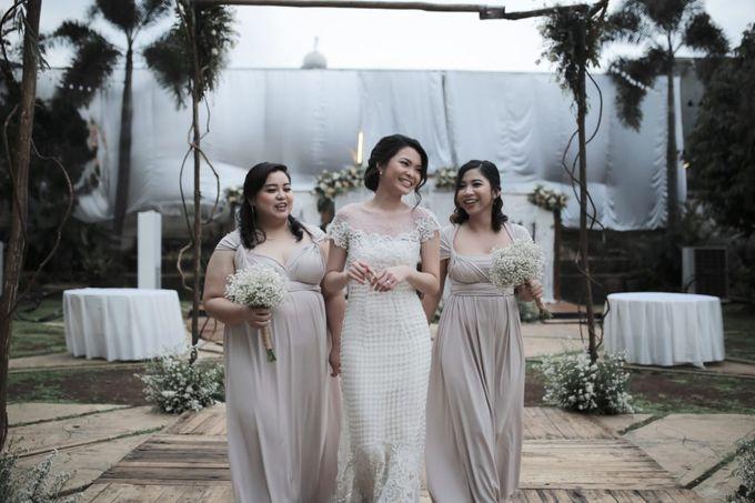 Wedding Budi & Jojo 23 Februari 2019 by Priceless Wedding Planner & Organizer - 012