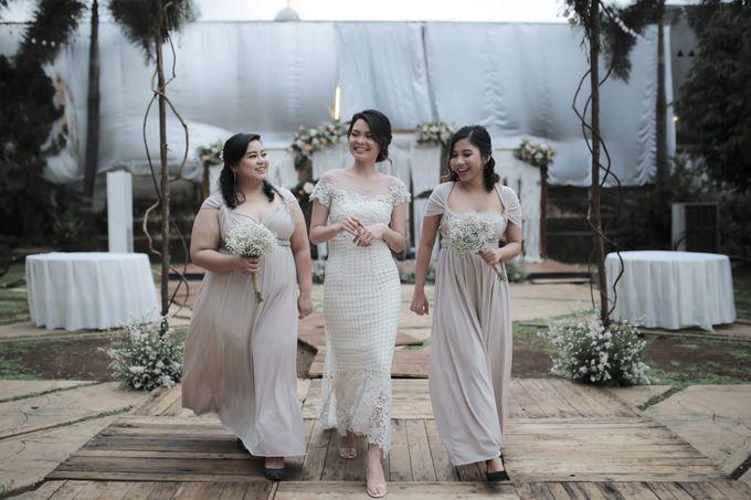 Wedding Budi & Jojo 23 Februari 2019 by Priceless Wedding Planner & Organizer - 014