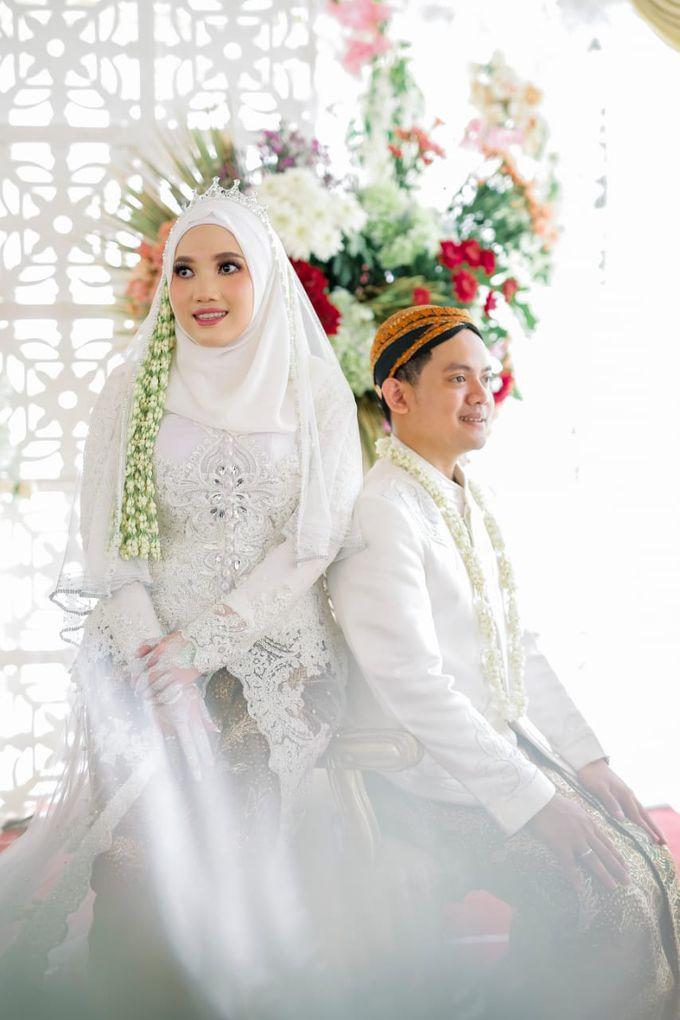 The Wedding Of Tommy & Intan by LAKSMI - Kebaya Muslimah & Islamic Bride - 011
