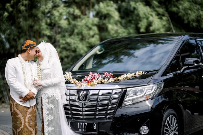 The Wedding Of Tommy & Intan by LAKSMI - Kebaya Muslimah & Islamic Bride - 018