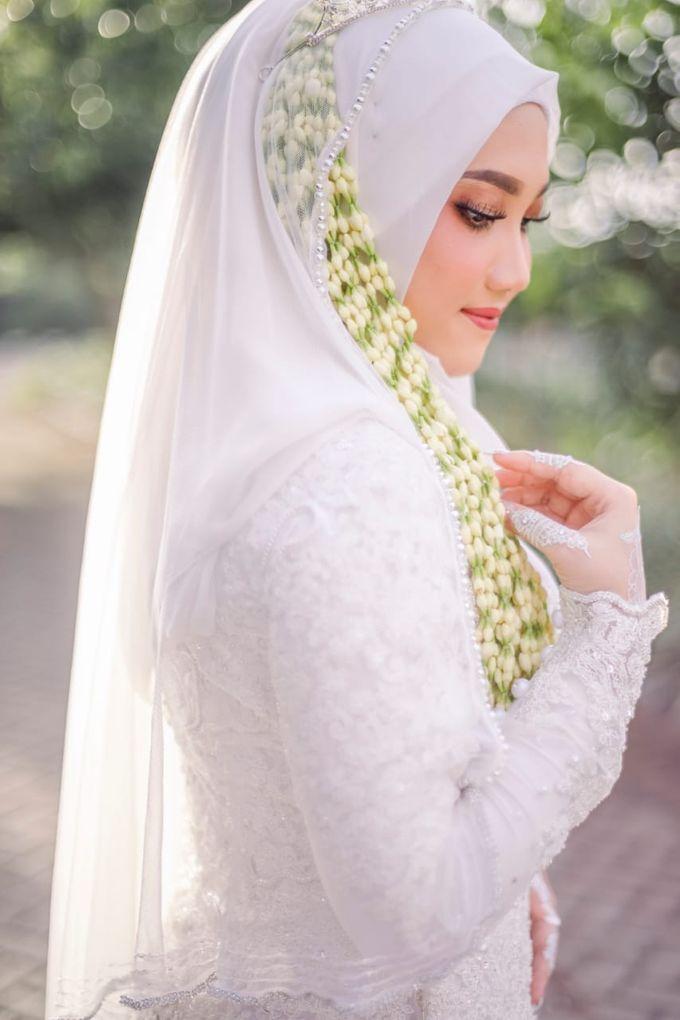 The Wedding Of Tommy & Intan by LAKSMI - Kebaya Muslimah & Islamic Bride - 019