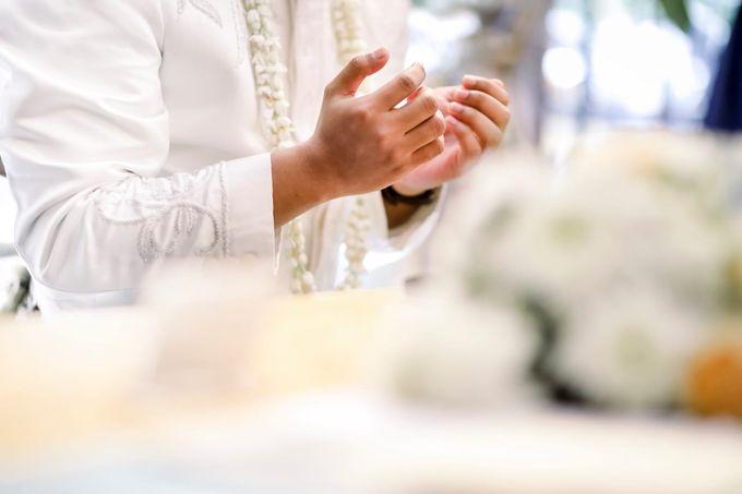 The Wedding Of Tommy & Intan by LAKSMI - Kebaya Muslimah & Islamic Bride - 002