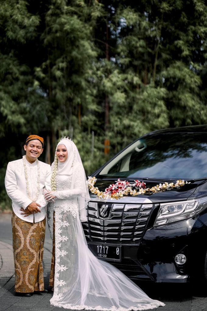 The Wedding Of Tommy & Intan by LAKSMI - Kebaya Muslimah & Islamic Bride - 015