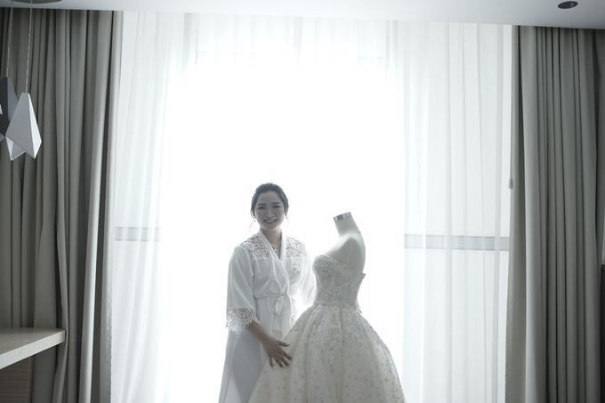 """I can't said """"I DO"""", without you ❤ by Gorgeous Bridal Jakarta - 001"""