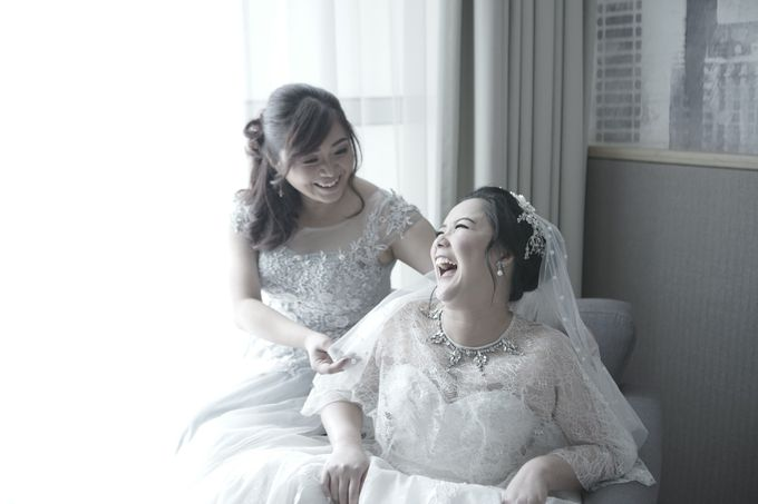 """I can't said """"I DO"""", without you ❤ by Gorgeous Bridal Jakarta - 002"""