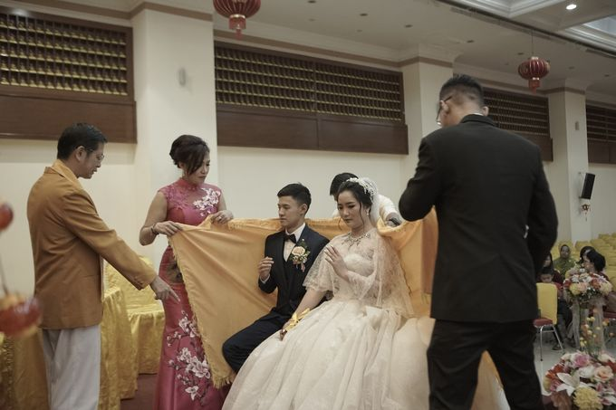 """I can't said """"I DO"""", without you ❤ by Gorgeous Bridal Jakarta - 011"""