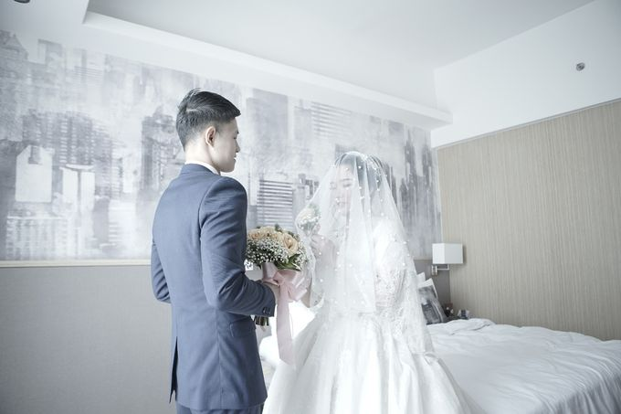"""I can't said """"I DO"""", without you ❤ by Gorgeous Bridal Jakarta - 007"""