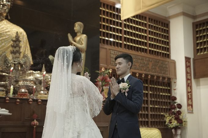"""I can't said """"I DO"""", without you ❤ by Gorgeous Bridal Jakarta - 013"""