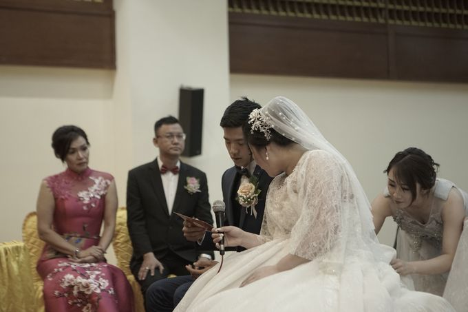 """I can't said """"I DO"""", without you ❤ by Gorgeous Bridal Jakarta - 010"""