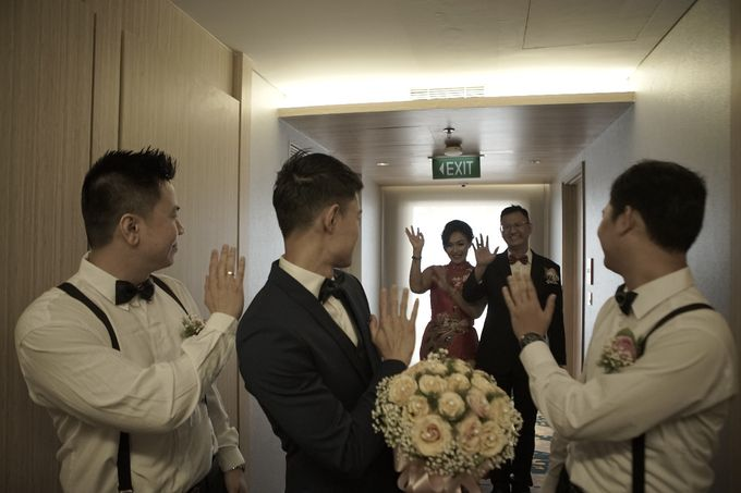 """I can't said """"I DO"""", without you ❤ by Gorgeous Bridal Jakarta - 005"""