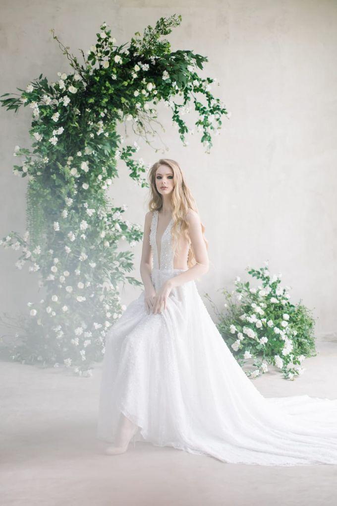wedding dress by LECIEL DESIGN - 010