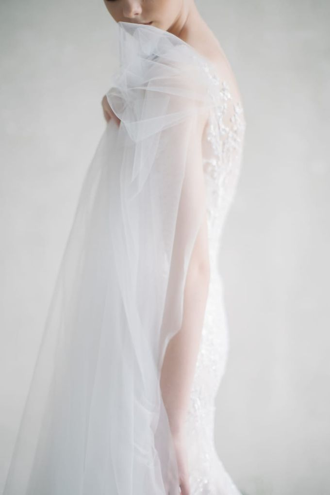 wedding dress by LECIEL DESIGN - 002