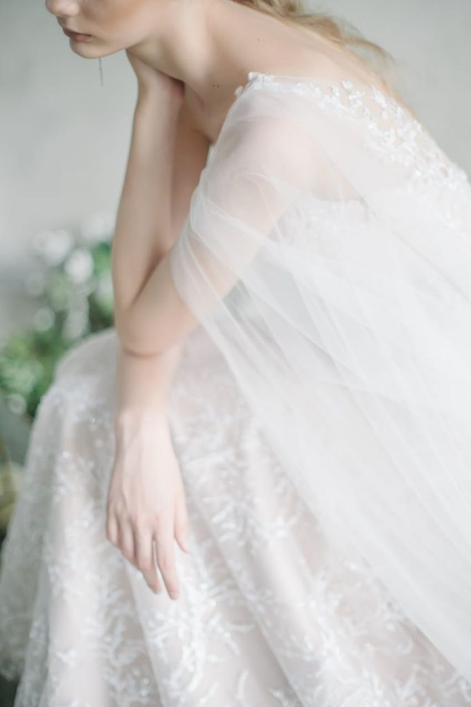 wedding dress by LECIEL DESIGN - 010