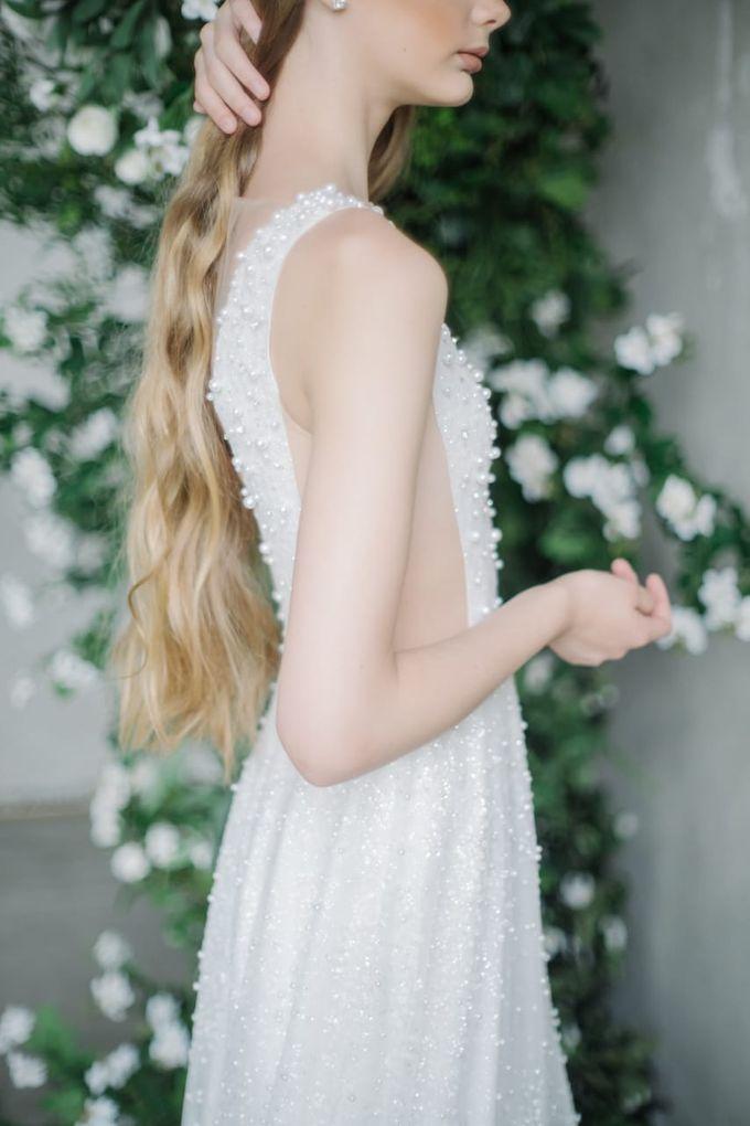 wedding dress by LECIEL DESIGN - 006