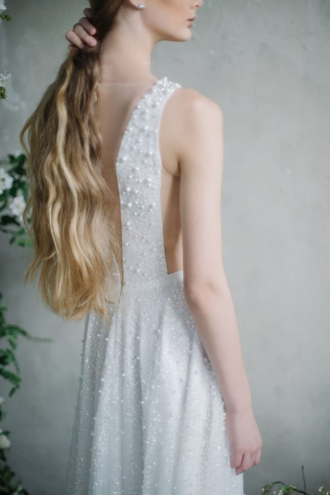 wedding dress by LECIEL DESIGN - 005