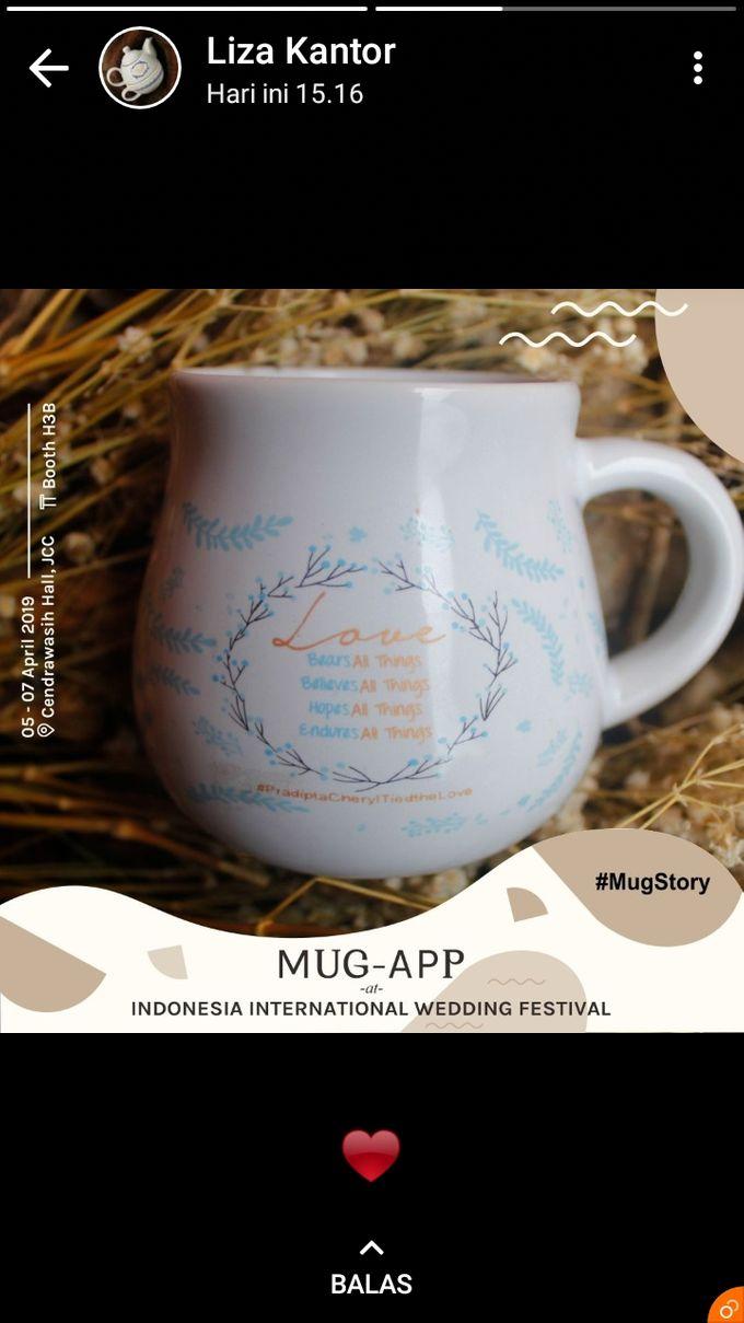 Wedding Pradipta&Cheryl by Mug-App Wedding Souvenir - 001