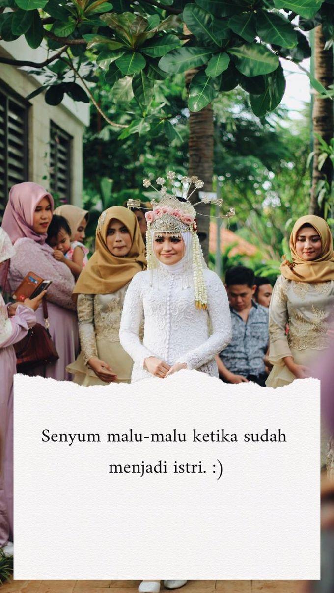Friska & Riswan by Simple Wedding Organizer - 005