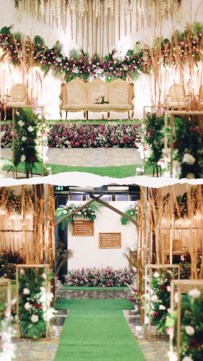 Friska & Riswan by Simple Wedding Organizer - 008