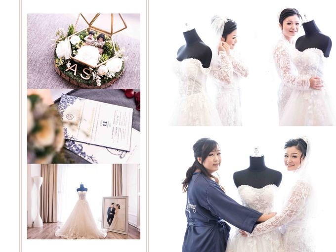 Sweet little things ❤ by Gorgeous Bridal Jakarta - 001