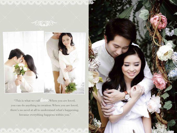 Faith hope love ❤ by Gorgeous Bridal Jakarta - 002
