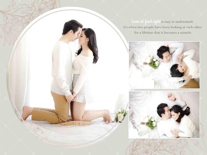 Faith hope love ❤ by Gorgeous Bridal Jakarta - 001