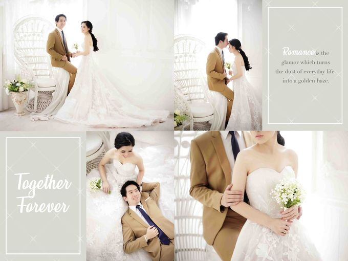 Faith hope love ❤ by Gorgeous Bridal Jakarta - 003