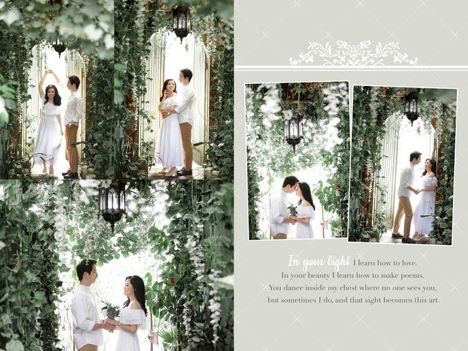 Faith hope love ❤ by Gorgeous Bridal Jakarta - 005