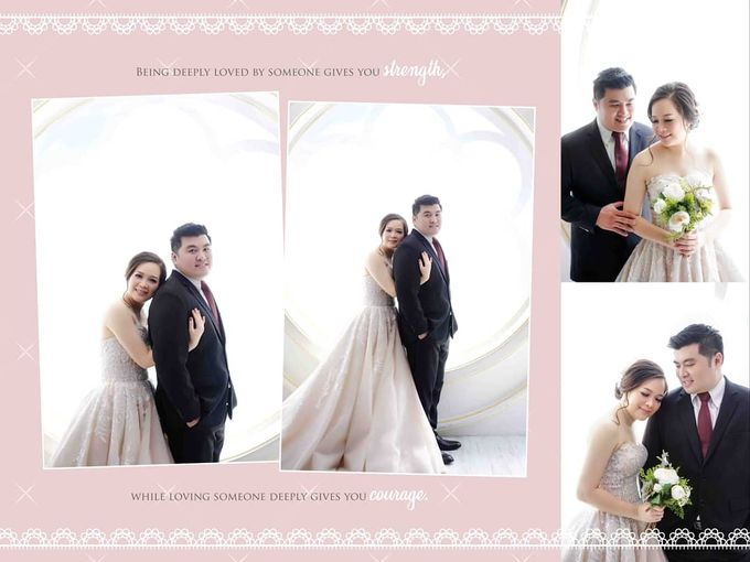 LOVE never fails ❤ by Gorgeous Bridal Jakarta - 001