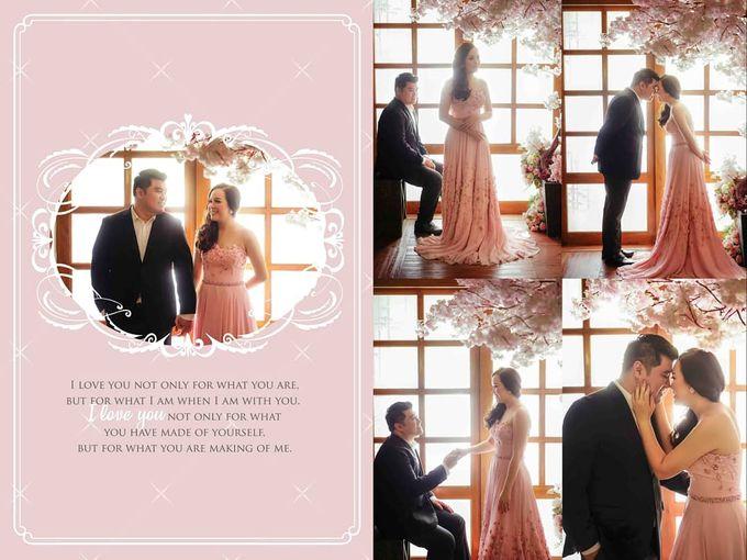 LOVE never fails ❤ by Gorgeous Bridal Jakarta - 004