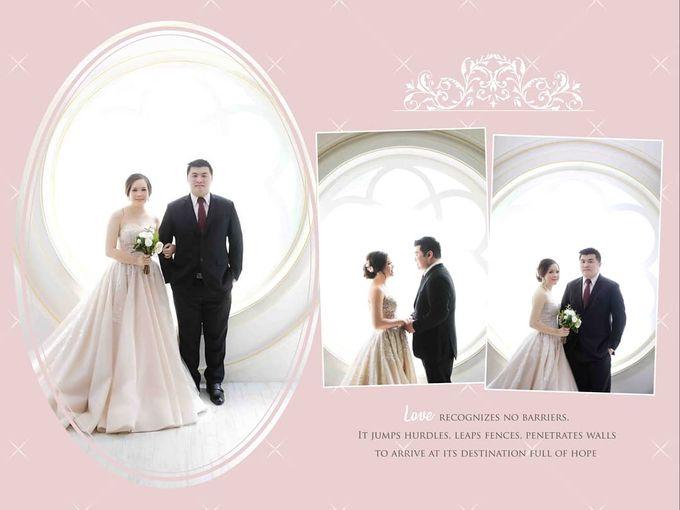 LOVE never fails ❤ by Gorgeous Bridal Jakarta - 002