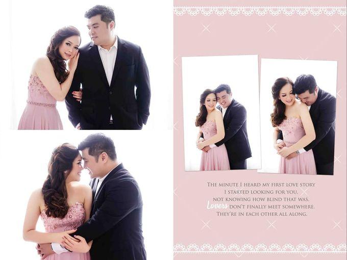 LOVE never fails ❤ by Gorgeous Bridal Jakarta - 003