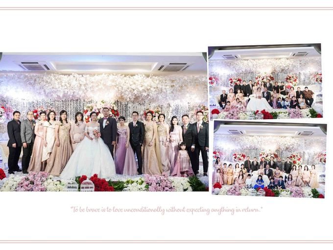 LOVE one another ❤ by Gorgeous Bridal Jakarta - 007