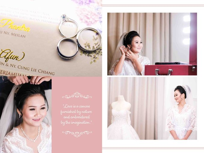 LOVE one another ❤ by Gorgeous Bridal Jakarta - 001
