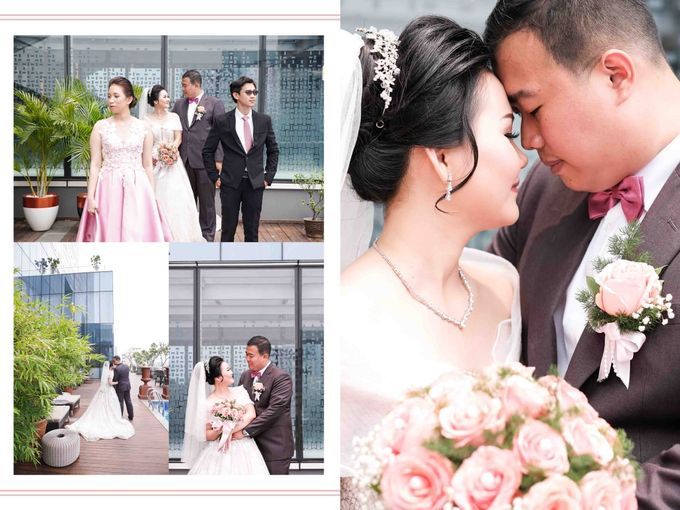 LOVE one another ❤ by Gorgeous Bridal Jakarta - 003