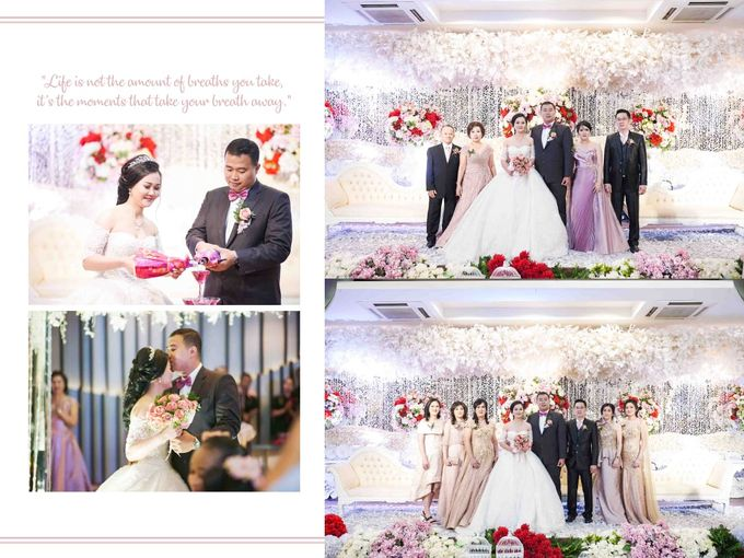 LOVE one another ❤ by Gorgeous Bridal Jakarta - 005